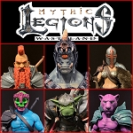MYTHIC LEGIONS: WASTELAND ALL-IN PRE-ORDER