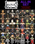 MYTHIC LEGIONS: ADVENT OF DECAY ALL-IN PRE-ORDER