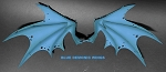 MYTHIC LEGIONS: BLUE DEMON WINGS PRE-ORDER