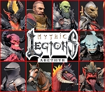 MYTHIC LEGIONS: ARETHYR ALL-IN PRE-ORDER