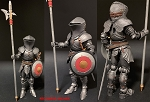 MYTHIC LEGIONS: RED SHIELD SOLDIER PRE-ORDER