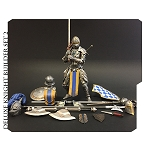 DELUXE KNIGHT BUILDER SET 2 PRE-ORDER