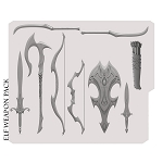 ELF WEAPONS PACK PRE-ORDER