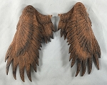 LIGHT BROWN WINGS