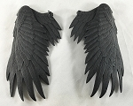 FLAT BLACK WINGS