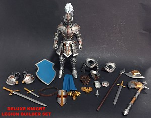 DELUXE KNIGHT BUILDER SET