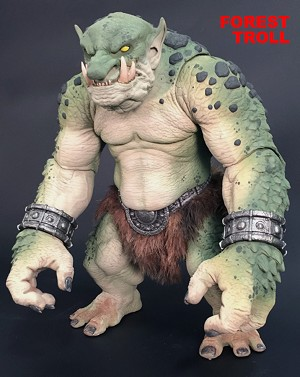 DELUXE FOREST TROLL